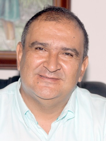 EDGAR ELADIO GIRALDO MORALES, EXALCALDE DE SAN RAFAEL