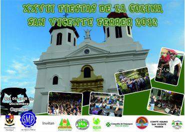 FIESTAS DE SAN VICENTE FERRER 2012