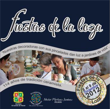 FIESTAS DE LA LOZA 2012 (2)