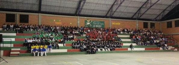 JUEGOS CAMPESINOS EL SANTUARIO