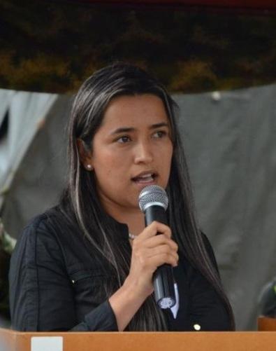 MARIA PATRICIA GIRALDO ALCALDESA SAN CARLOS