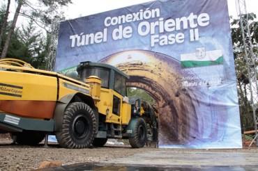 TUNEL DE ORIENTE EL MUNDO