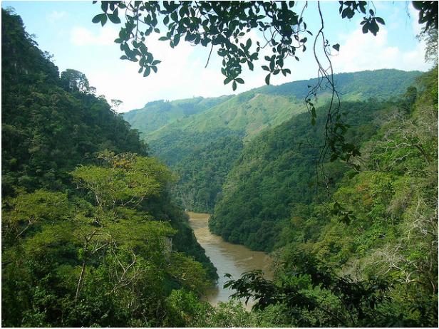 CAÑON DEL RIO SAMANA sabazoo
