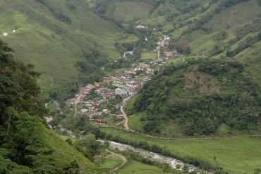 CORREGIMIENTO PUERTO VENUS NARIÑO - ANTIOQUIA