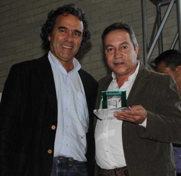 ALCALDE DE LA CEJA RECONOCIMIENTO ANTIOQUIA E