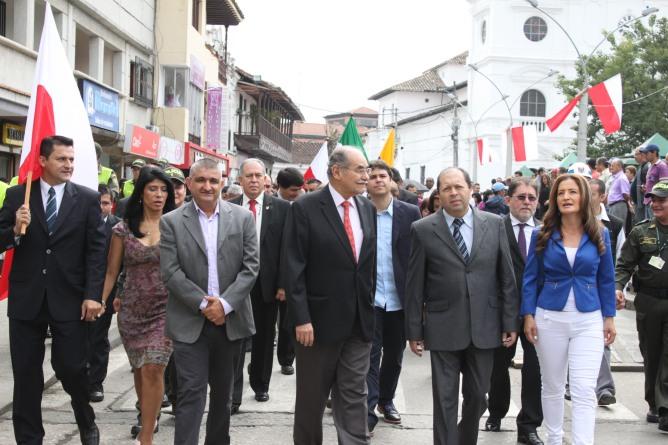 CONMEMORACION 150 AÑOS CONSTITUCION DE RIONEGRO