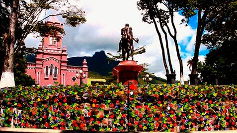 JARDIN DE LA MEMORIA SAN CARLOS ANTIOQUIA