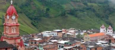 MUNICIPIO DE GRANADA, ORIENTE ANTIOQUEÑO