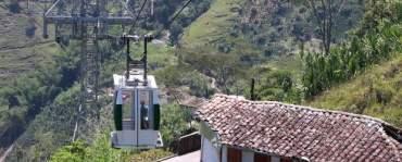 TELEFERICO NARIÑO ANTIOQUIA