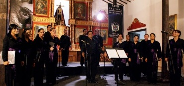FESTIVAL DE MUSICA RELIGIOSA MARINICAL corovocal16